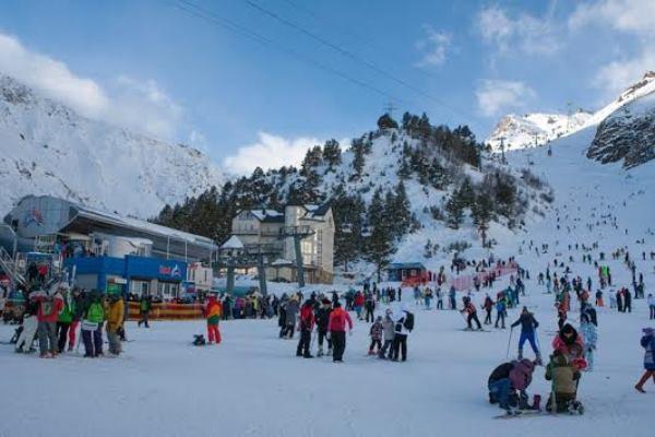 Спрос на горнолыжные курорты увеличится в этом сезоне