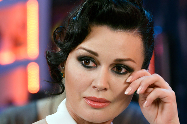Анастасия Заворотнюк поймана на обмане