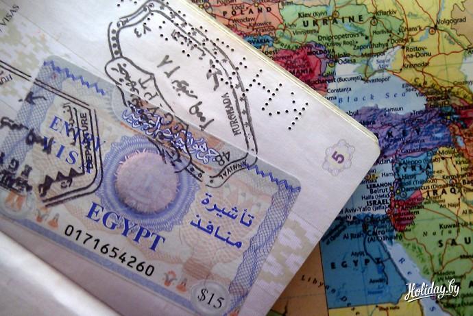 Египет вернет пошлину на въезд для граждан РФ