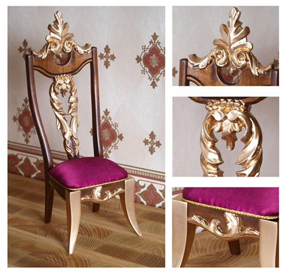Как сделать резную мебель