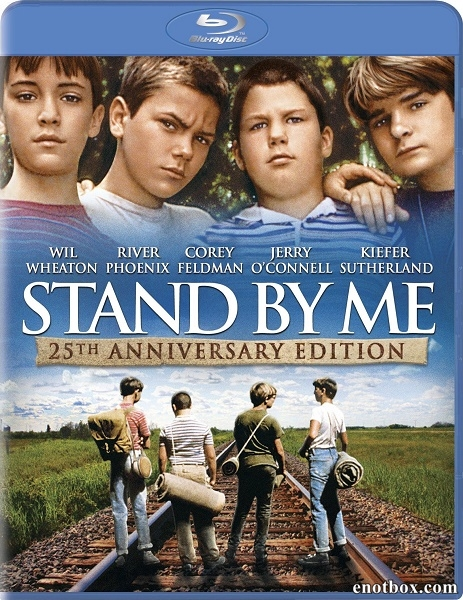 Останься со мной / Stand by Me (1986/BDRip/HDRip)