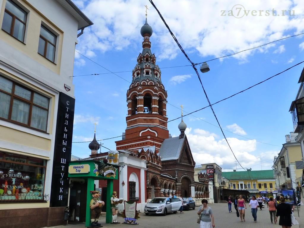 Храм Сретения Господня в Ярославле