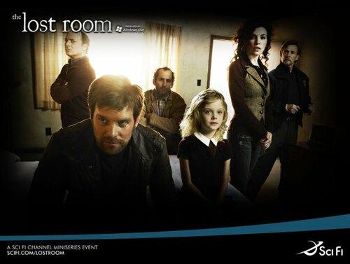 the lost room, потерянная комната