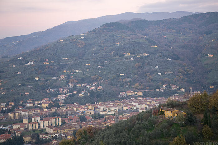 Италия. Тоскана. Пейзаж