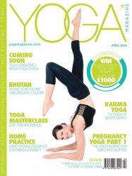 Журнал Yoga Magazine April 2014
