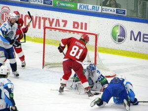 Витязь-Динамо Минск (Фото).