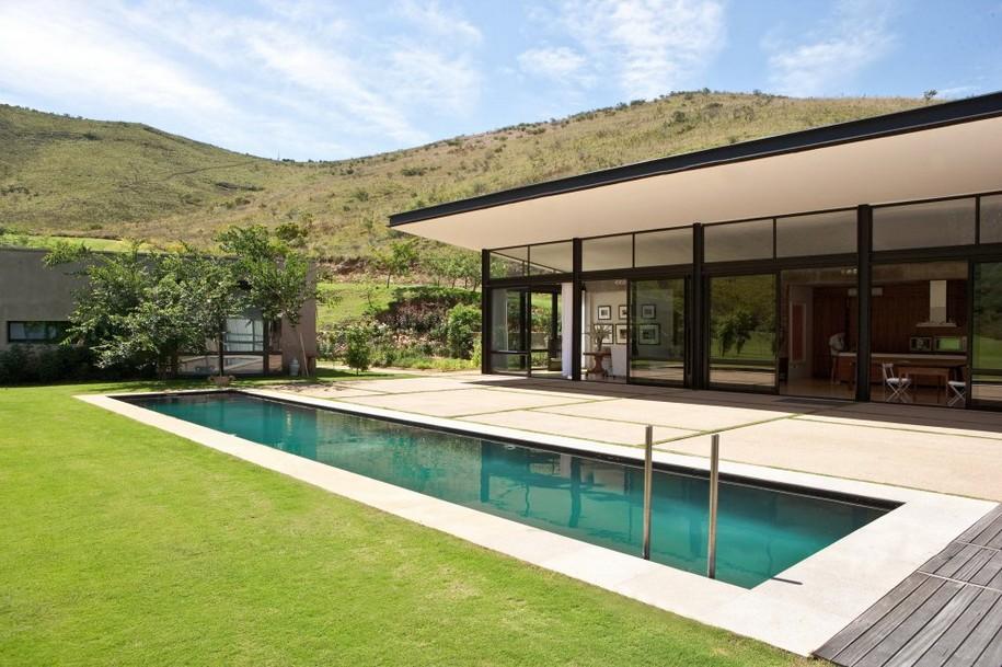 Swellendam House в долине Южной Африки от GASS