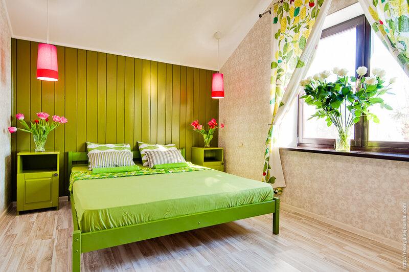 Красота, стиль и уют (мини-гостиница в Анапе)