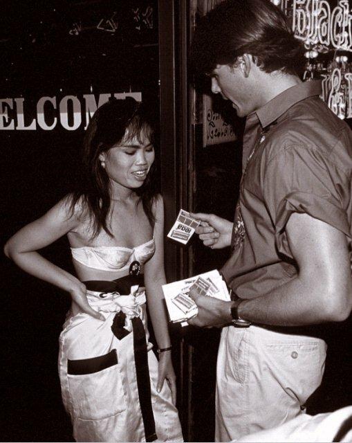 Thailand-Prostitution 1960