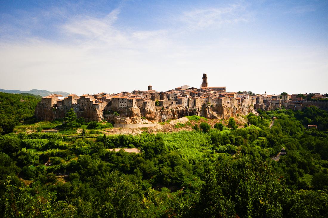Тоскана умбрия июль 2011 день 2й
