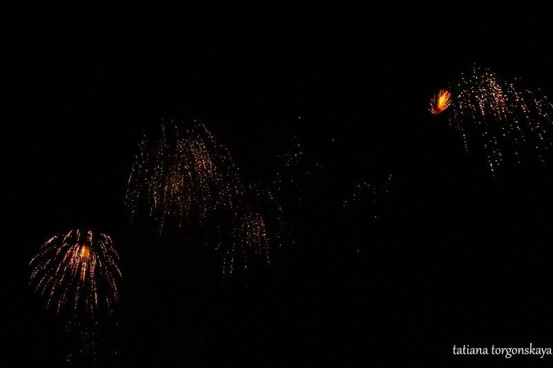 Фейерверк Бокельской ночи