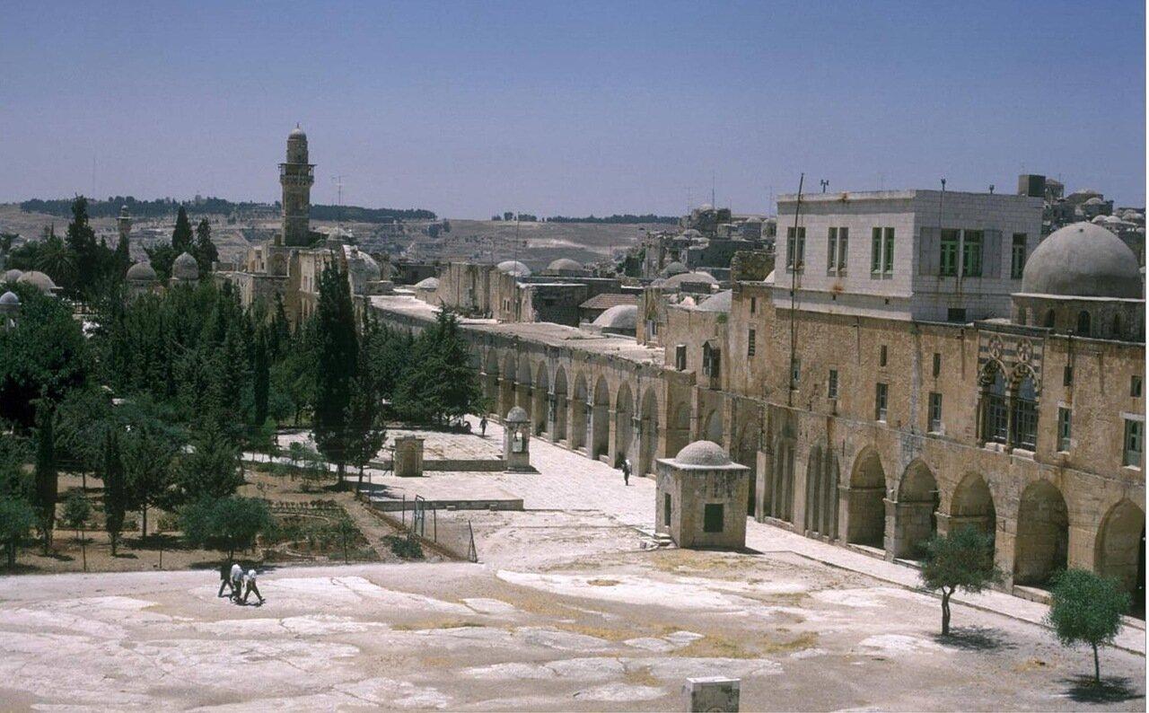 Храмовая зона