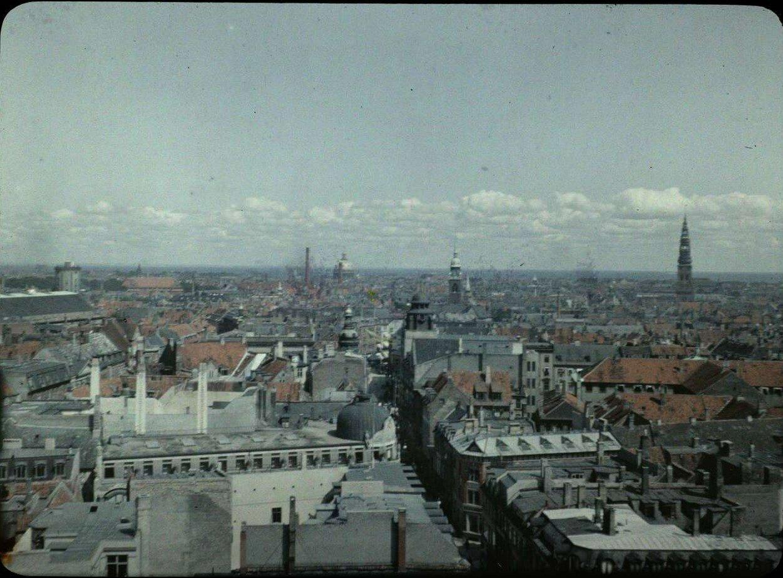 1907. Неустановленный город
