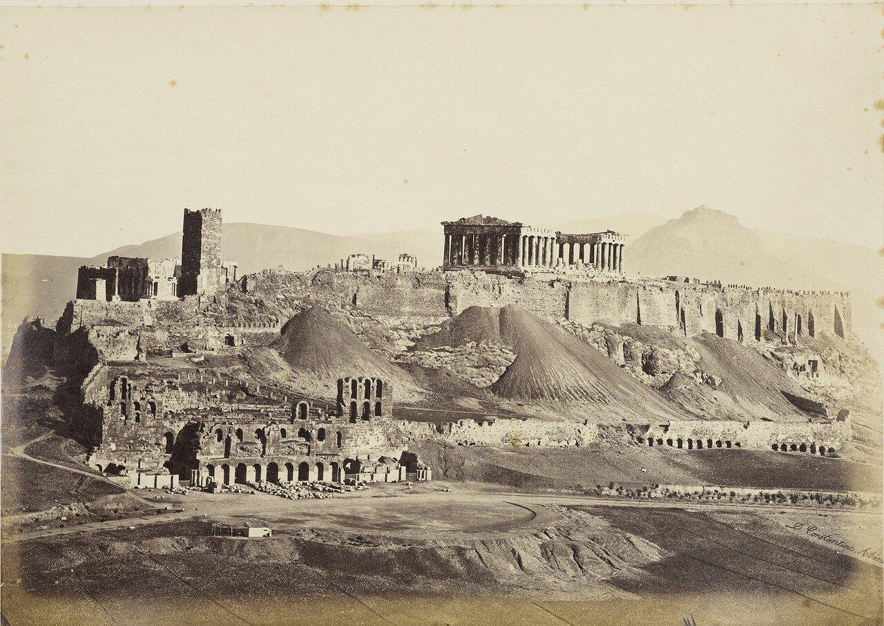 Акрополь.1880-90
