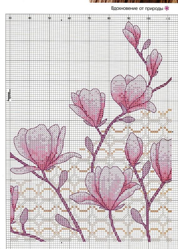 Вышиваю крестиком № 5(80) 2011