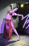 Арабское танго.Красный костюм.