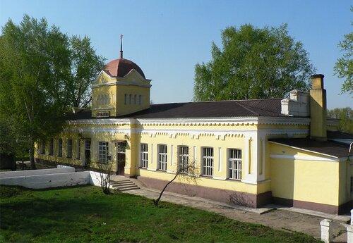 Вокзал ст. Кремлево