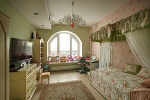 интерьер детской комнаты. фотосъемка