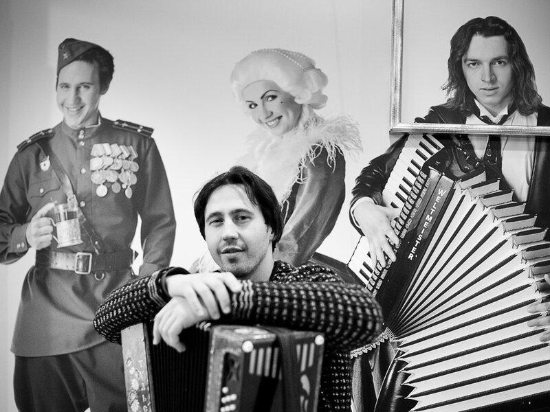 Черно-белые портреты Игоря Растеряева