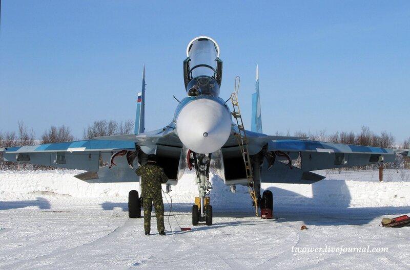 Палубная авиация Северного флота
