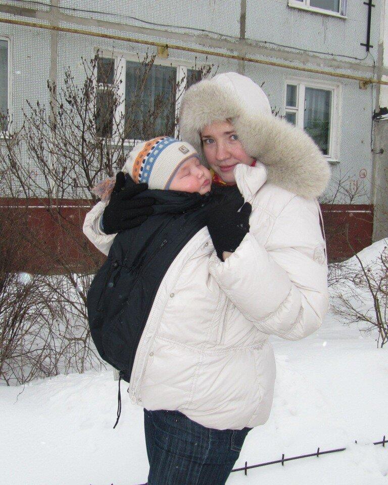 Мама Женя, сын Колокольчик, г. Брянск