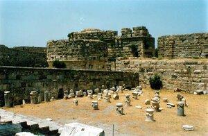 Крепость ионитов
