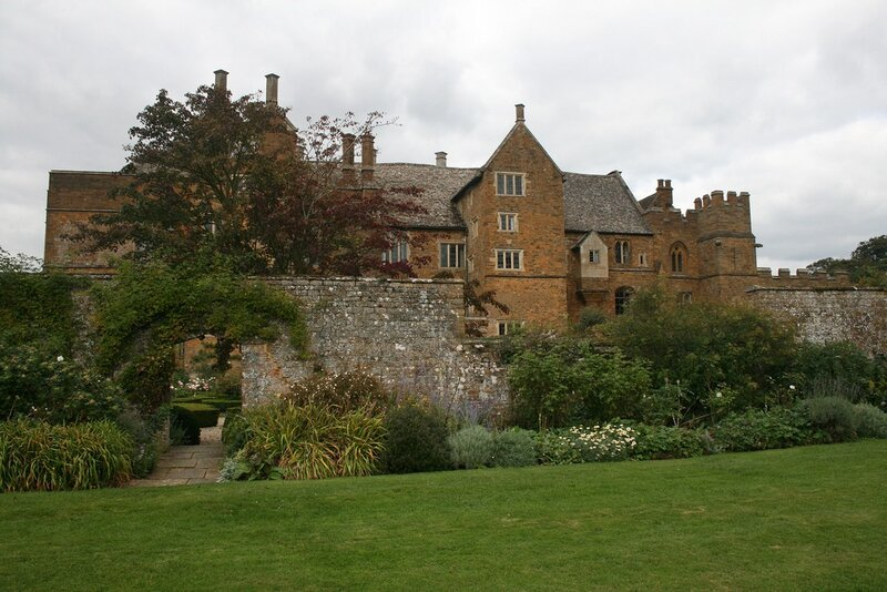 Англия. Bourton House Garden