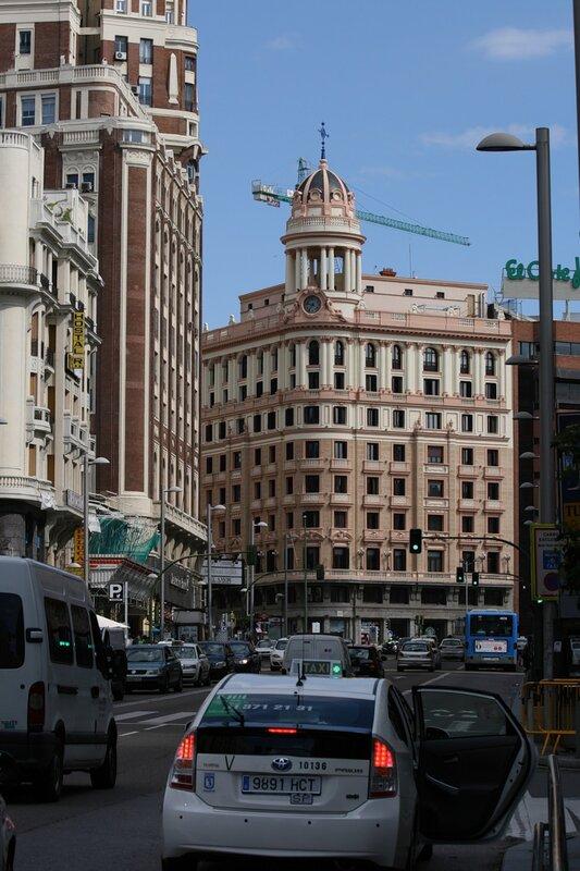 моя кукольная история в Мадриде