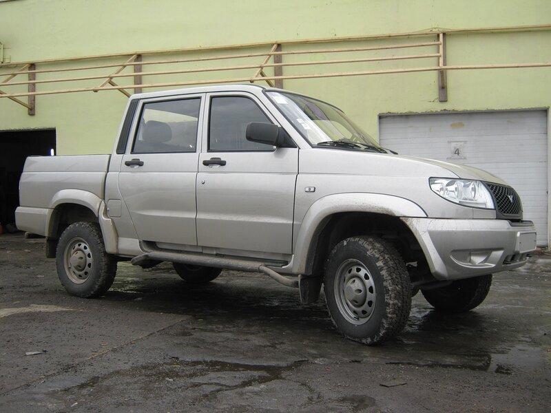 Постройка и тюнинг автомобиля УАЗ …