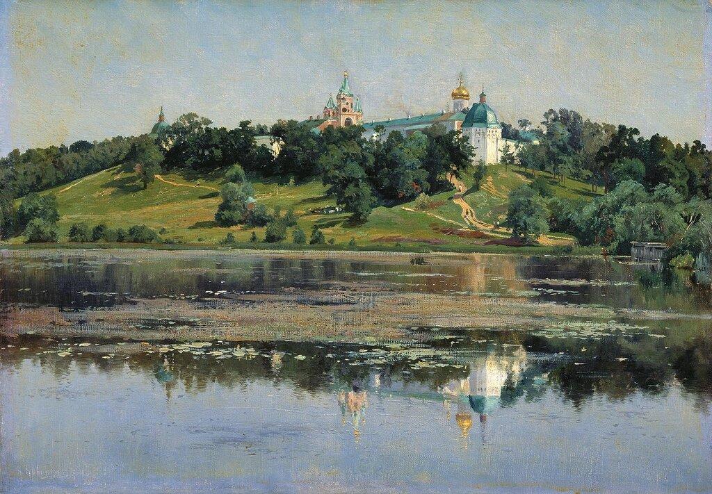 Константин Крыжицкий (1858-1911) Звенигород