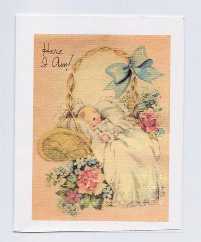 Винтажные открытки