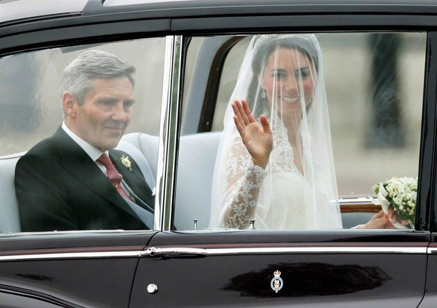 Свадьба принца Уильяма и Кейт Миддлтон