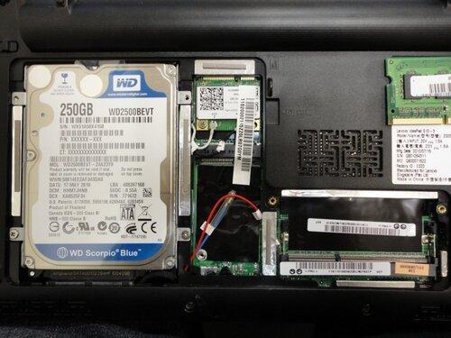 Обзавелся Lenovo S10-3: