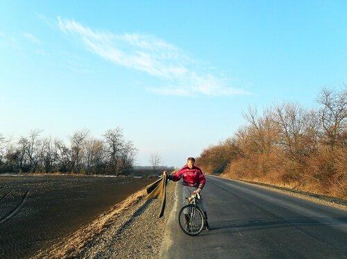 Велопоездка 16 марта 2011