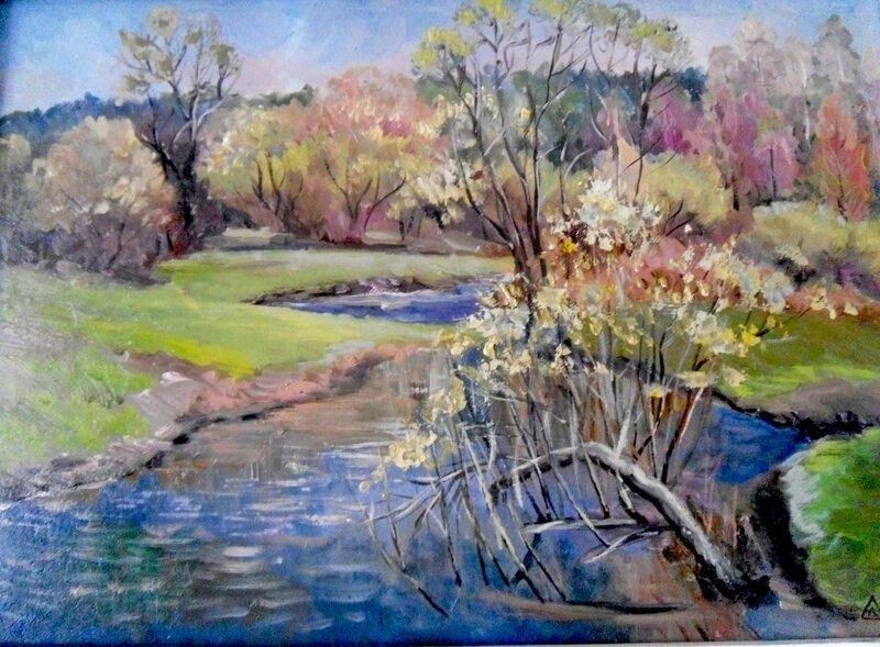 Весна в Шалае