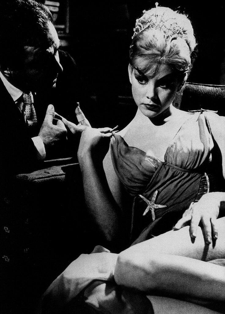 James Mason & Sue Lyon in Lolita ,1962