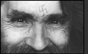 Charles Manson 1986 by Grey Villet