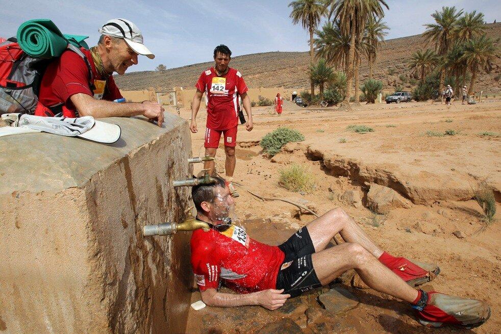 Марафон в Марокко MARATHON-MOROCCO-ENDURANCE