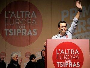 Алексис Ципрас занял пост премьер-министра Греции