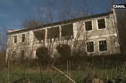 В Молдове ищут хозяина ныне заброшенной старой усадьбы