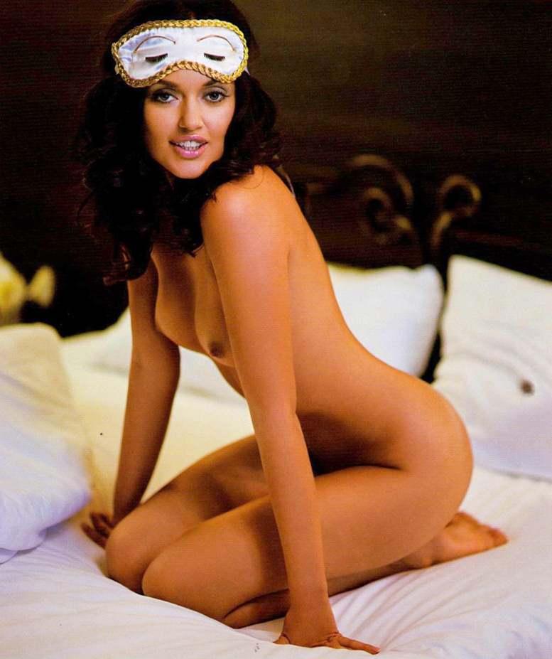 Лилия Сорокина - девушка месяца Playboy Украина, март 2012