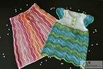 Вязание спицами из ализе белла батик с описанием 55