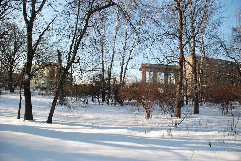 Пикет за сохранение памятников