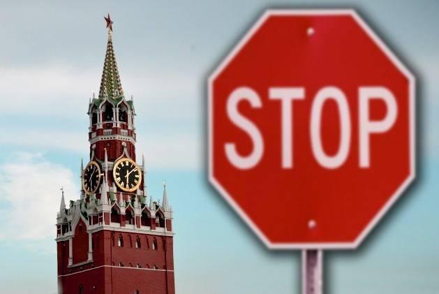 Украина и еще три страны продлили на полгода санкции против России