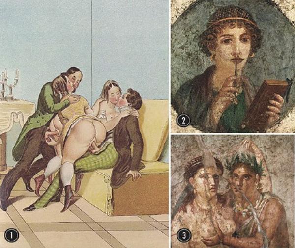 проститутка 18 века картинки