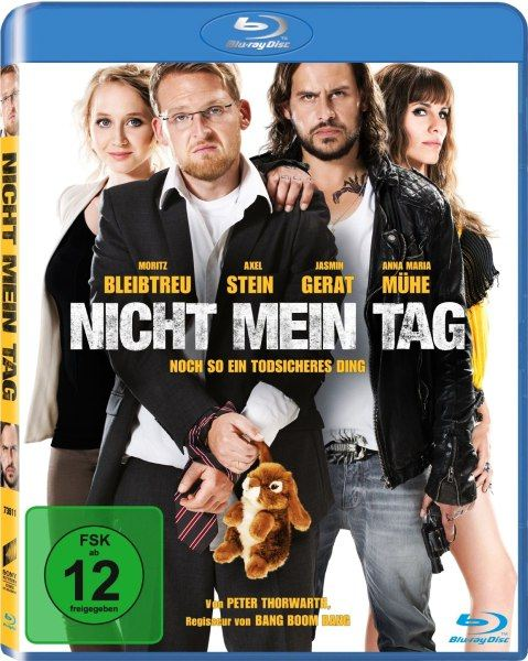 Факап, или Хуже не бывает / Не мой день / Nicht mein Tag (2014) BDRip/1080p/720p + HDRip