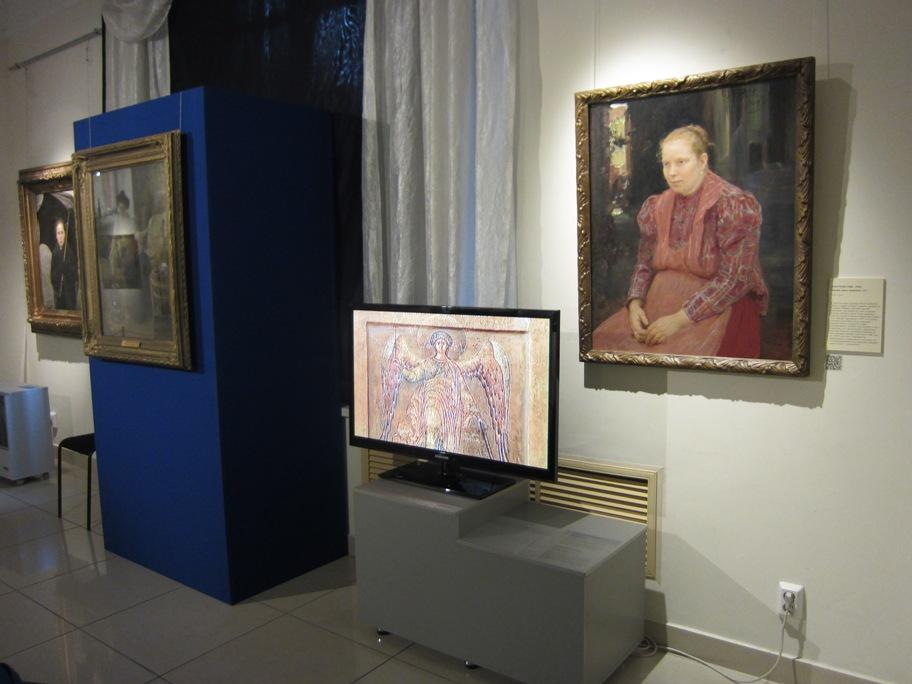 ТВс фильмом оРусском музее
