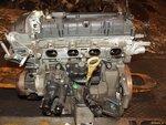 Двигатель HXDB 1.6 л, 115 л/с на FORD. Гарантия. Из ЕС.
