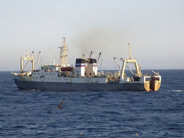 корсаков рыболовная компания