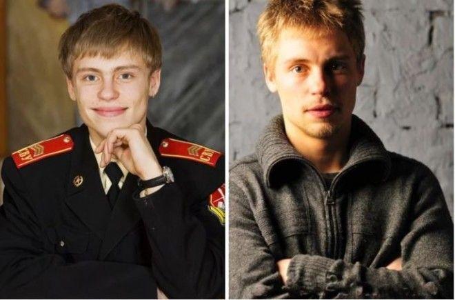Иван Добронравов, 27 лет      Андрей Иванович Леваков (Лёва)     Иван &md